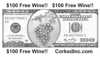 Naked Wines $100 Free Discount Voucher Coupon Certificate
