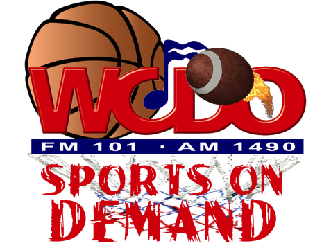 WCDO Sports On Demand - Archived Sports Broadcast Audio - FM