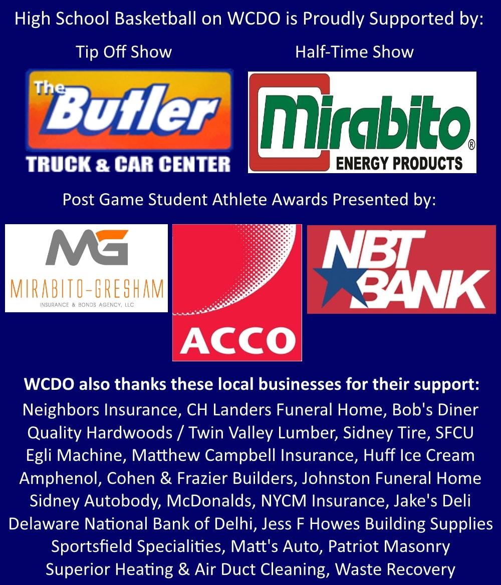 WCDO Sports on Demand - FM 101 AM 1490 WCDO